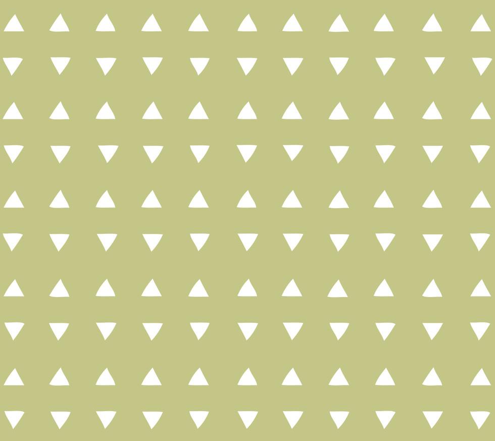 Tiny Triangles . Lichen