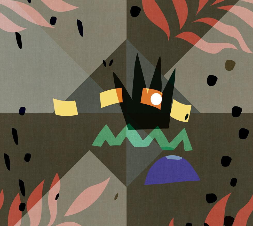 Matisse . King Linen
