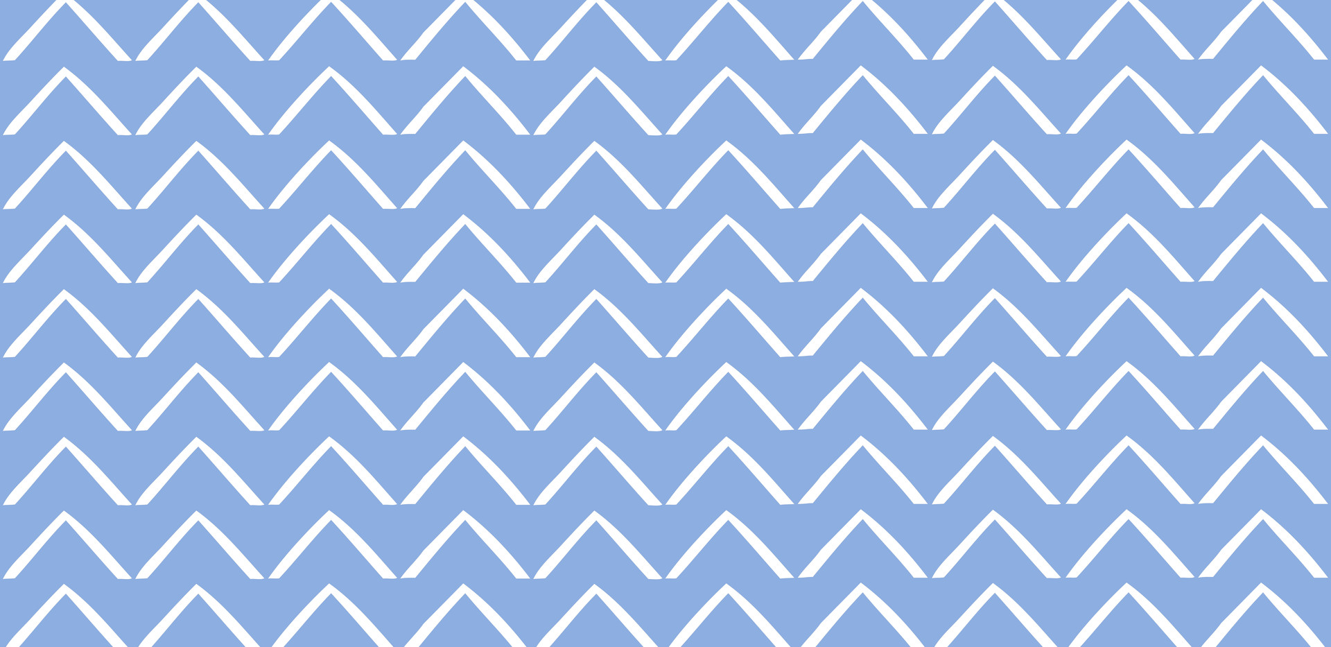 ZigZag Arrows . Perfect Blue