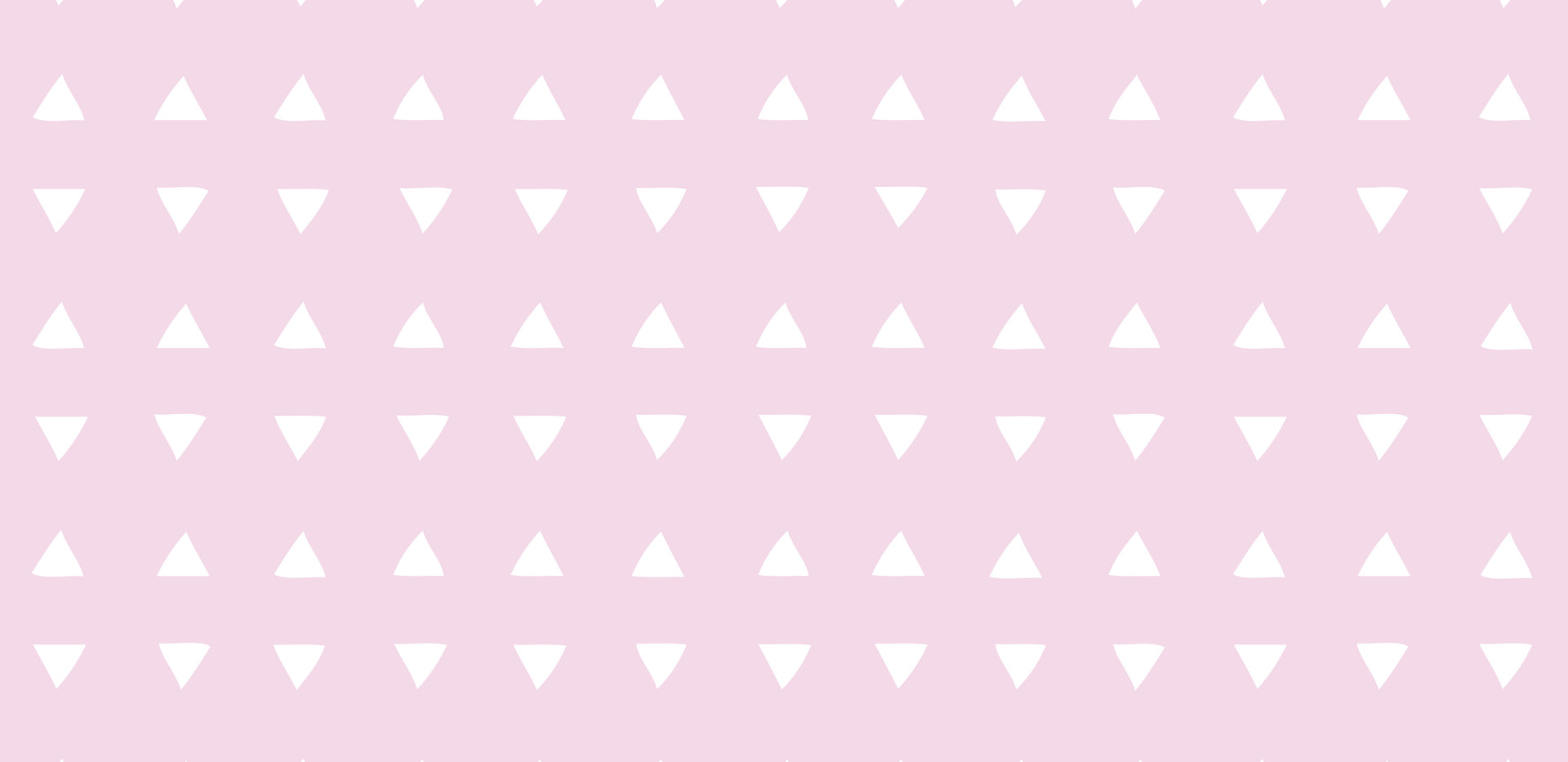 Tiny Triangles . Pretty Pink
