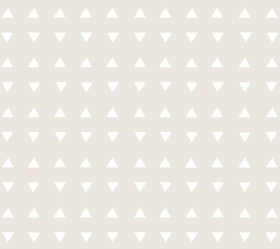 Tiny Triangles . Muslin