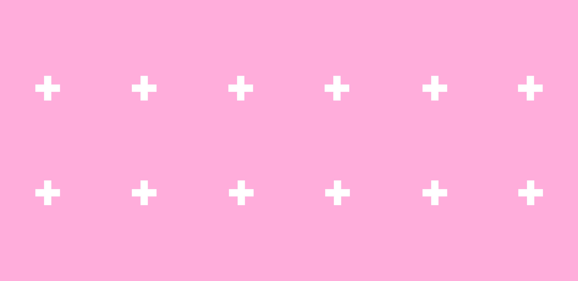 + + + . Perfect Pink Plus Signs