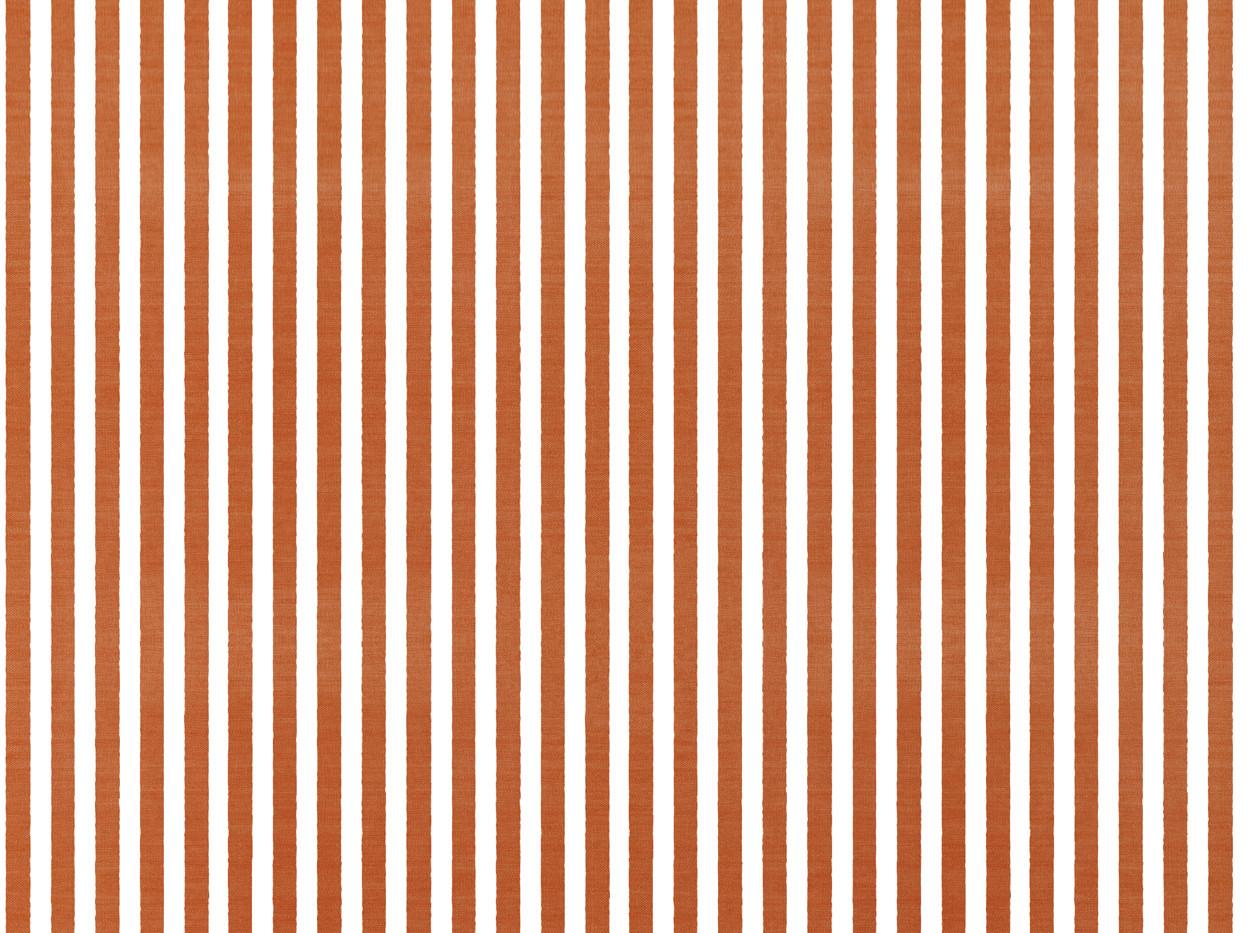 Denim Stripes . Copper