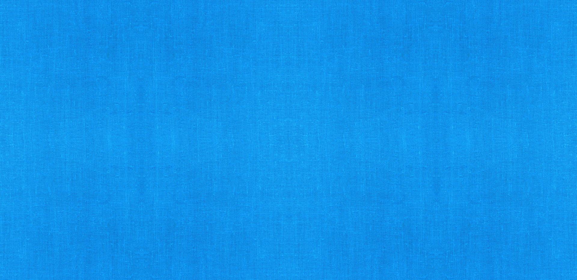 Dash Dash Linen . Bright Blue . Solid