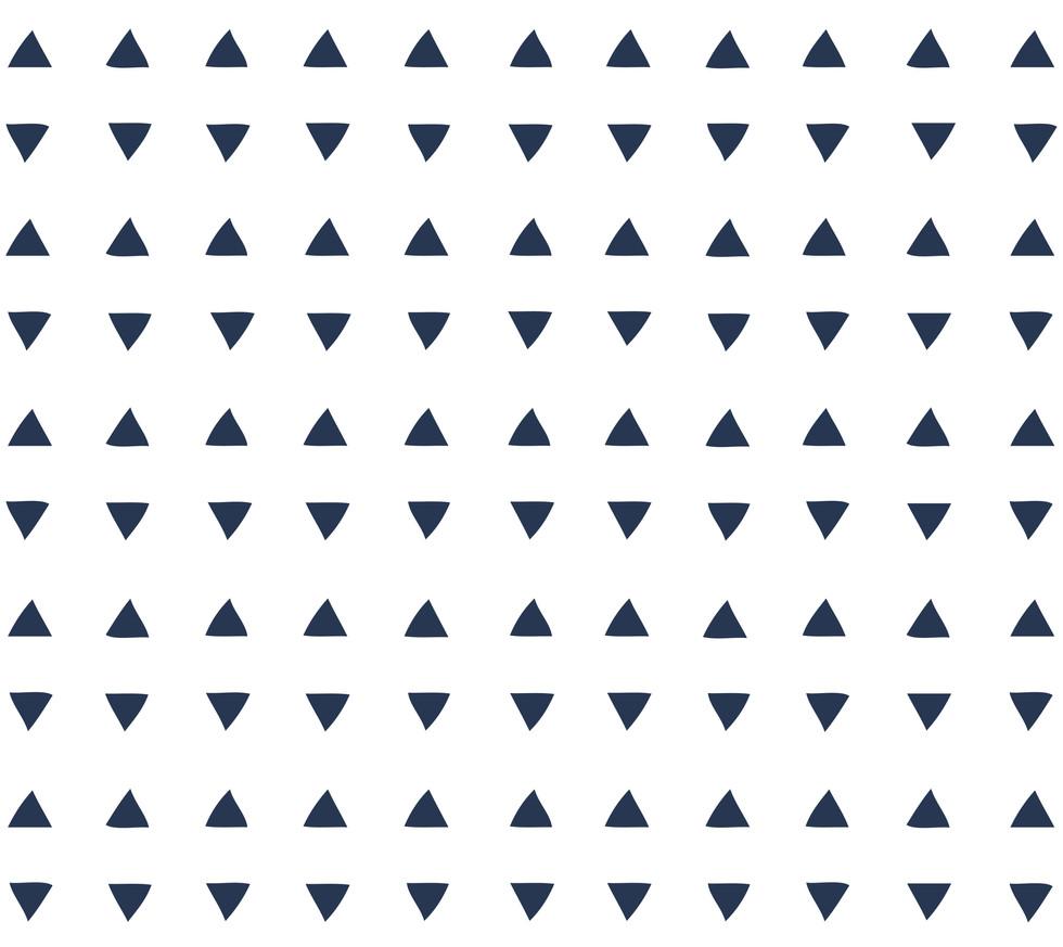 Tiny Triangles . White Lagoon