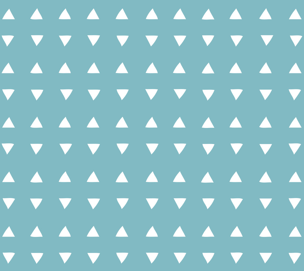 Tiny Triangles . Beach