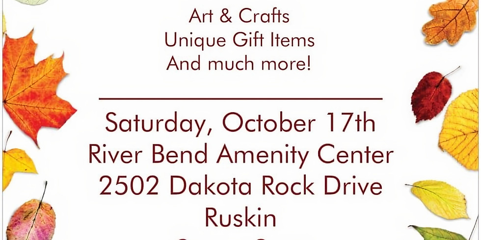 Vendor Event: River Bend Holiday Market