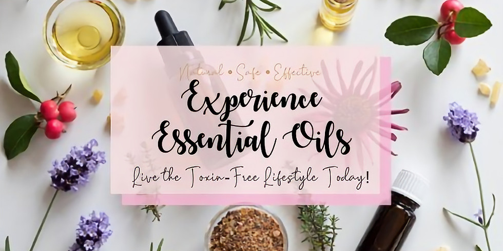 The Essential Oil Experience