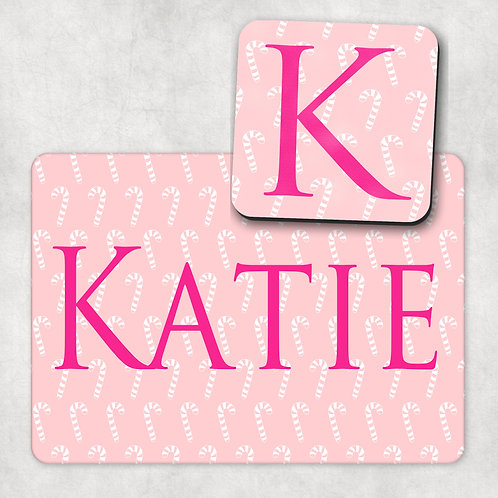 Personalised Christmas Placemats & Coasters