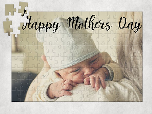 Happy Mothers Day Photo Jigsaw Puzzle