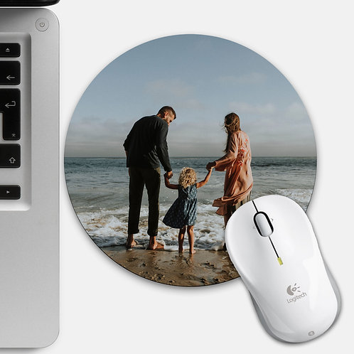 Personalised Photo Mouse Mat - Custom Mouse Pad