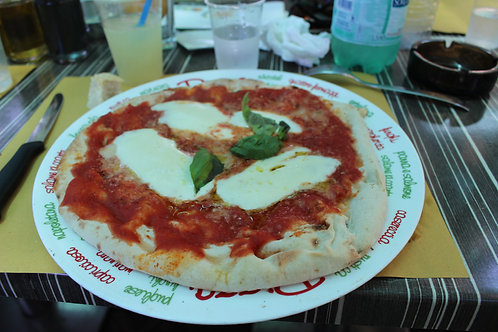 Pizza & Reunification of Italy