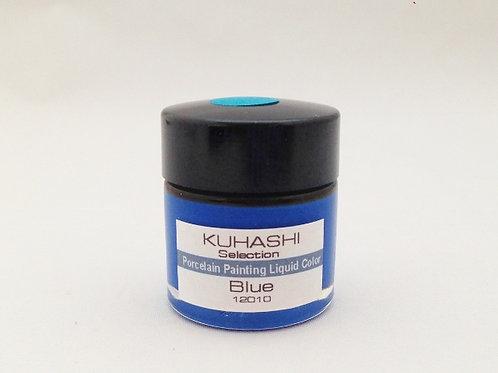 Porcelain Painting Liquid Color Blue 20g