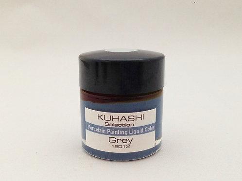 Porcelain Painting Liquid Grey 20g