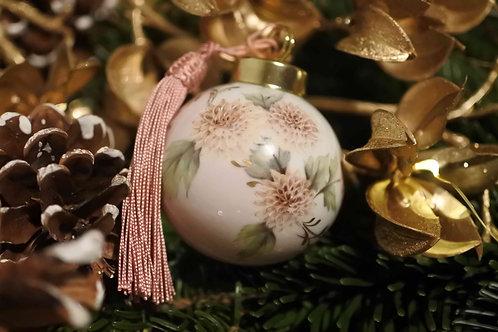 Christmas Ornament Bronze x Sakura