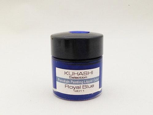 Porcelain Painting Liquid Royal Blue 20g