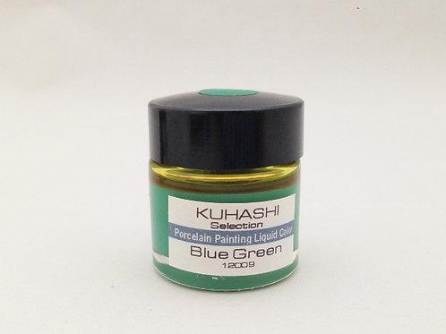 Porcelain Painting Liquid Color Blue Green 20g
