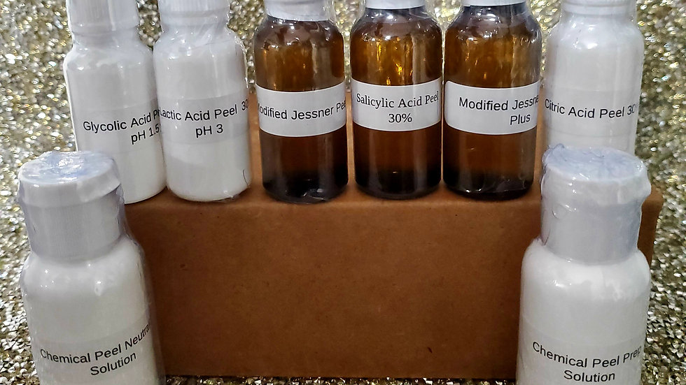 Pro Chemical Peel Sample Kit