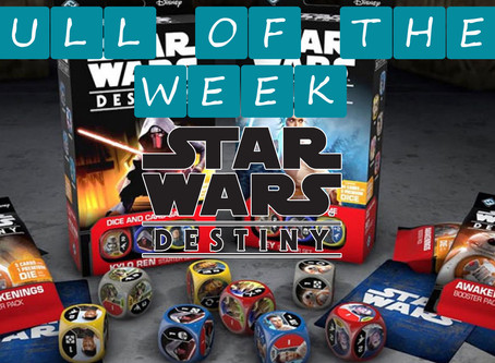 Pull of the Week: Star Wars Destiny
