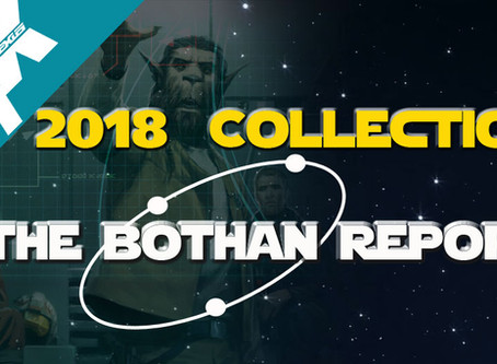 Bothan Report: 2018 collection