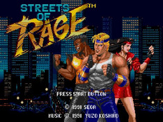 STREETS OF RAGE 4 GOES RETRO