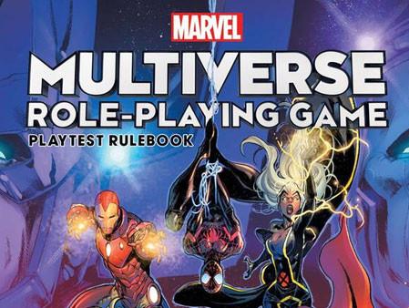 Marvel Multiverse RPG coming in 2022