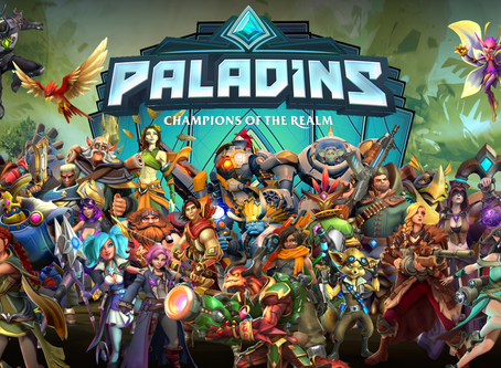 Paladins is not an overwatch clone and that is what makes it great