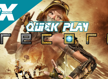 QUICKPLAY: RECORE