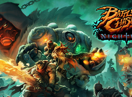 Battle Chasers Nightwar: Playthrough ep.1