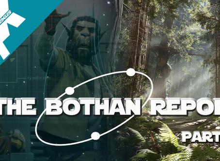 Bothan Report: Making Endor Part 4