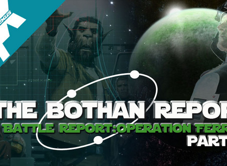 Bothan Report: Legion Battle Report Operation Ferriah