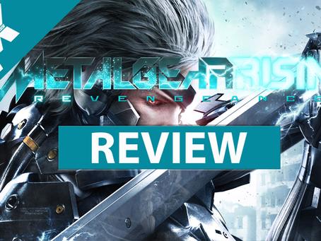 Metal Gear Rising :Revengence Review