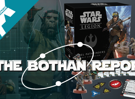 Bothan Report: Rebel Pathfinders Unit Expansion