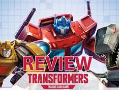 Transformers TCG Starter set Review