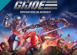 GI JOE OPERATION BLACKOUT IS THE GAME I HAVE WAITED FOR MY WHOLE LIFE