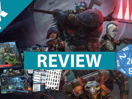RPG Review: Starfinder Beginner Box