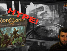 The Lord of the Rings: Journeys in Middle Earth Preview