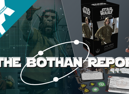 Bothan Report: Jyn Erso Commander Expansion