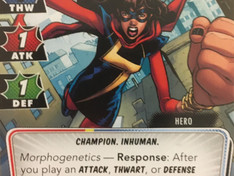MARVEL CHAMPIONS HERO OVERVIEW: MS MARVEL
