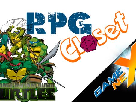 The RPG Closet: Teenage Mutant Ninja Turtles Review