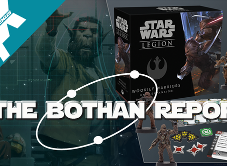Bothan Report: Wookie Warrior Expansion