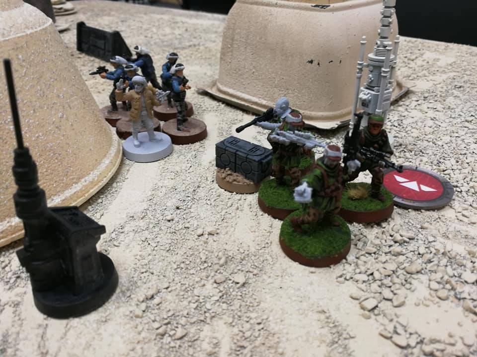 With both his Fleet Troopers and Rebel Commandos, Kyle locked down the objective the whole game!