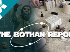 Bothan Report: 500 PT. Legion battle report