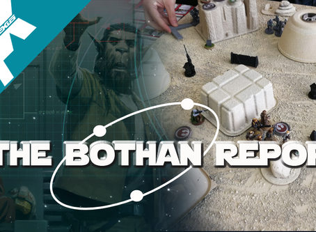 Bothan Report: 500 PT. Legion battle report