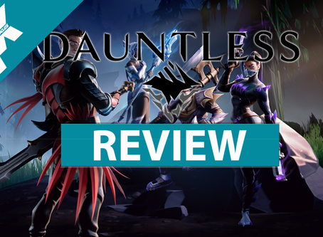 Dauntless: Review