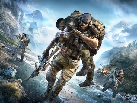 Ghost Recon: Breakpoint Blowout!