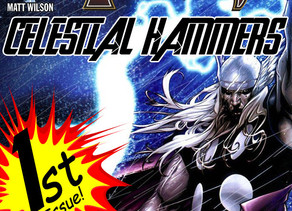 MARVEL CRISIS PROTOCOL MATCH REPORT: CELESTIAL HAMMERS