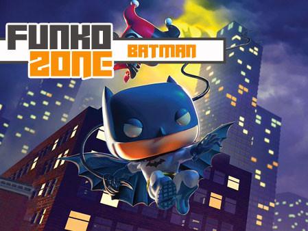 Funko Zone: Batman Character Overview