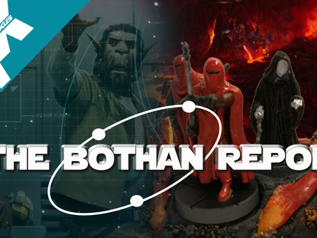 Bothan Report: ITS ALL ABOUT THE BASE