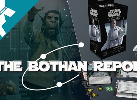 Bothan Report:Director Orson Krennic Commander Expansion
